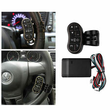 Universal Wireless Car Auto Steering Wheel Button Remote Control for DVD GPS Kit
