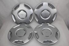 original Ford Set de tapacubos 4 piezas para 14 Pulgadas Llantas Acero 1224710