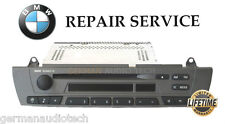 BMW X3 Z4 BUSINESS CD PLAYER RADIO STEREO E83 E85 2002 03 04 05+ REPAIR SERVICE