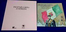 PRATT & CORTO A VENEZIA  Catalogo e Portfolio Mostra Città di Castello 2016