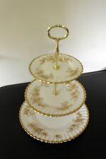 Royal Albert Antoinette 3 plate Afternoon Tea/cake Stand Parkinsons UK