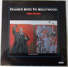 """Frankie Goes To Hollywood-Two Tribes-ZTT-12 ZTAS 3-Vinyl-12""""-Single-Record-1980s"""