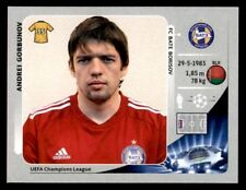 Panini Liga de Campeones 2012-2013 Andrei Gorbunov FC Bate Borisov no. 427