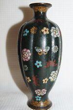 Small Asian Cloisonne Enamel Vase