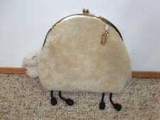 NWT Kate Spade New York Chinese New Year Sheep Clutch Chain Bag Satchel NEW