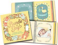 Studio Oh BABY MEMORY JOURNAL BUNDLE OF JOY Baby Record Book Gift BNIP