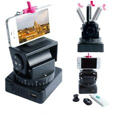 Wireless Remote Control Tripod Motorized Pan Tilt Action Camera GoPro Smartphone