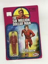 ZICA Toys Six Million Dollar Man Retro Steve Austin Action Figure 2013