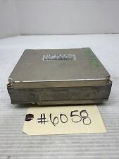 1997 MERCEDES BENZ E320 Engine Control Computer ECM OEM# 0235452432 # 0261204576