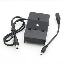 Battery Adapter Mount Plate for Sony BP-U60 BP-U30 PMW-EX1EX1 EX3 F3 BlackMagic