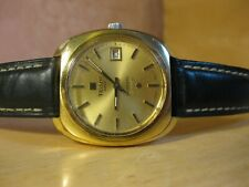 TISSOT SEASTAR 1970'S VINTAGE AUTOMATIC MENS WATCH, SCREW BACK