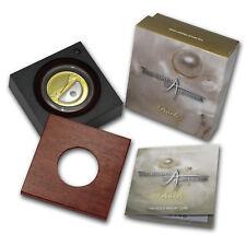 2011 1 oz Proof Gold Pearl Treasures of Australia