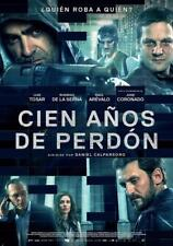 CIEN AÑOS DE PERDON. dvd