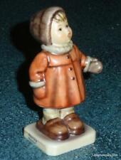 """""""Winter Song"""" Goebel Hummel Figurine #476 Tmk8 Collectible Christmas Gift!"""