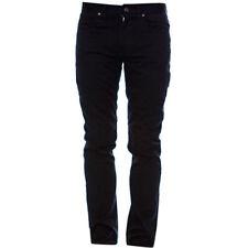 Pantaloni da uomo nere Nike in cotone