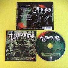 CD TERRORIZER Darker Days Ahead 2006 Germany CENTURY MEDIA  no lp dvd (CS57)