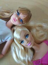 """Barbie y Midge """"life In Dream House"""" 2012 Mattel Steffie Mold"""