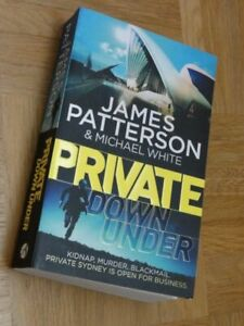 Private Down Under von James Patterson (Paperback, englisch)