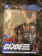 GI Joe Classified Series Major Bludd Cobra Island Target Exclusive In Hand