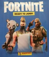 PANINI FORTNITE READY TO JUMP STICKER COLLECTION CHOOSE YOUR STICKERS 200-352