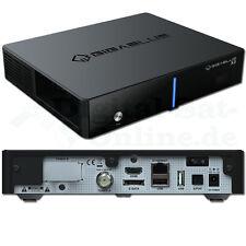► GigaBlue HD X3 1xDVB-S2 Linux E2 SAT HDTV Receiver USB PVR OVP FullHD