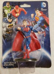 "DC Comics Monogram Superman 3"" Figurine"