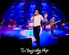 Tragically Hip in Concert (2015 Tour) - 8x10 Color Photo