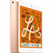 Apple iPad Mini 5th Generation 2019 64GB WiFi Gold MUQY2LL/A