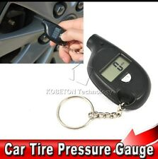 Tire Pressure gauge Tester car bike digital Tyre Air Meter mini Portable