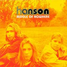 Hanson Middle Of Nowhere new Cd 1997 Mercury pop rock Mmmbop