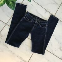 Riders by Lee - Low Super Skinny - Womens Jeans - PRELOVED - Size 4