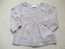 Girls' Floral 3/4 Sleeve Shirts & Blouses (2-16 Years)