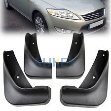 MOLDED MUD FLAPS FIT FOR FORD MONDEO Mk4 07-12 MUDFLAPS SPLASH GUARDS MUDGUARDS