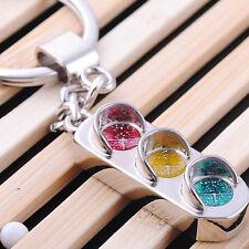 Traffic Light Car Key Ring Classic Car Keychain Car Accessories