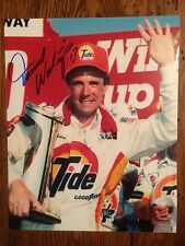 Authentic Darrell Waltrip Signed Photo