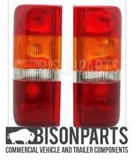 *FORD TRANSIT MK4 MK5 1991-2000 REAR LIGHT TAIL LAMP RH & LH TRA005 & TRA006