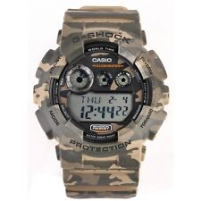 Casio G Shock GD-120CM-5ER G-Shock Uhr Watch Montre Camo Pack limited Edition