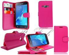 Fundas y carcasas lisos Samsung color principal rosa para teléfonos móviles y PDAs