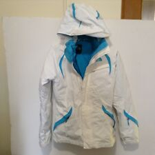 The North Face HyVent Women's XS Hooded Nylon Ski Jacket Zip Out Lining (#IB-L)