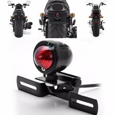 Motorcycle Rear Tail Brake Stop Lamp Light  Harley Chopper Bobber CAFE RACER