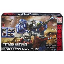 Transformers Titans Return Fortress Maximus NEW, SEALED! 2FT TALL! USA RELEASE!