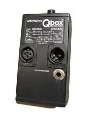 Shure Whirlwind Audio Line Tester