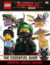 THE LEGO NINJAGO MOVIE The Essential Guide [New Book] Hardcover