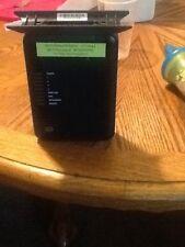 ATT Router, black,