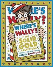 Where's Wally? The Solid Gold Collection by Martin Handford (Hardback, 2008)