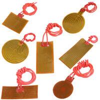 1W 5W 7W 13W 20W 30W PI Polyimide Flexible Adhesive Thermo Heater Heating Film