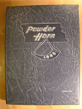 George Rogers Clark High School Hammond Whiting Indiana IN 1946 Annual Yearbook