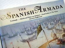 COLIN MARTIN & GEOFFREY PARKER: THE SPANISH ARMADA~PENGUIN~1988