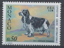 MONACO - 1971 - Esposizione canina internazionale