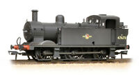 BACHMANN 32-235  LMS CLASS 3F JINTY 0-6-0 TANK BR LATE CREST  OO